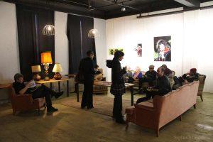 Tic Art Toc, Photoptimiste, Franck Billaud, Saphir Optimiste, optimisme, diversité artistique de Montréal
