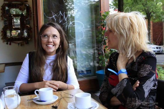 Laura Gagné l'Entrevue  – Je suis aimée – Épisode 1